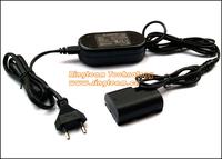 ACKE6 ACK-E6 ACK E6 AC Power Adapter Supply Kit For Canon EOS 5D Mark III, 5D Mark II, 6D, 7D, 60D and 70D DSLR Cameras