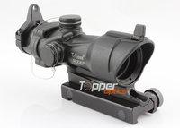 Airsoft Tactical Trijicon ACOG Type TA01NSN 4x32 Cross Sight Riflescope wiith Quick Detach 11 & 20mm Mount #Style B, GL 4X32B