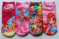 2340 babys cotton socks 2-15years cartoon girls socks 12pcs/lot can chose size free shipping