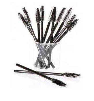 Wholesale Price for  1000  pcs Disposable Eyelash Brush Mascara Wands Applicator Curls eyelash cock eyelash makeup tool