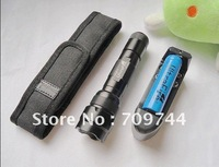 Hot sale,wholesale price,UltraFire WF-502B LED Flashlight set with Cree XM-L U2 1200 Lumens 5Mode+1x18650battery+charger+holster
