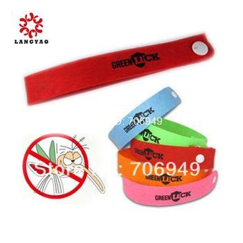 50pcs New 2014 Mosquito Killer Mosquito Repellent Bracelet,Mosquito Bangle,Mosquito Repellent Wrist -- HTA02