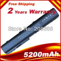 5200mAh Battery For HP Pavilion DV7 DV8 HDX18 HSTNN-IB75 HSTNN-DB75 HSTNN-XB75 HSTNN-C50C HSTNN-Q35C 464059-121 464059-141