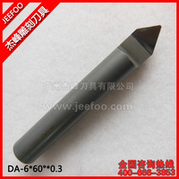 6*60Degree*0.3mm Engraving Cutter Used For CNC Router Machine With High Quality And Reasonable Price