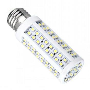 2pcs/lot 7W E27 220V spotlight led corn bulb lamp 108 led energy saving white/warm white light 3528 smd led