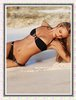 Sexy women bikini underwear swimsuit beachwear freestyle black color