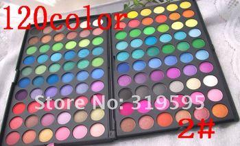 HOT ! 120 colors eyeshadow palette /eye shadow makeup freeshipping