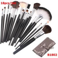 High Quality Makeup Brushes Set 18pcs/Set Professional Makeup Tools Free Shipping