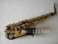 best Black pearl black lacquer alto saxophone @000003