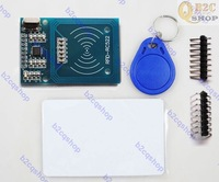 RFID module Kit 13.56 Mhz 6cm With Tags SPI Write & Read for ATmega 328 uno 1280 2560 wholesale and retail