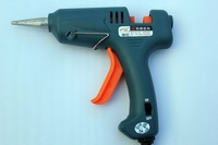 20W 100-240V Hot Glue Gun Crafts Repair Tool Professional(US Plug), Plus 2 Free Glue Sticks