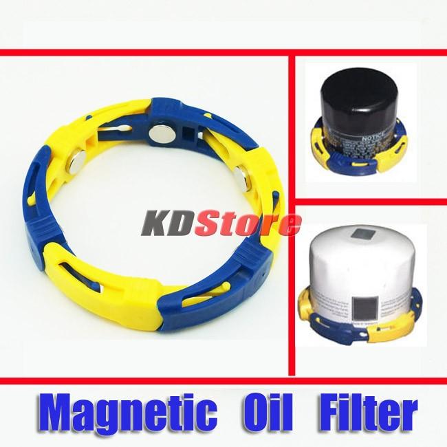 10PCS/LOT NEW POWERMAG POWER OIL FILTER MAGNET (10014)(China (Mainland))