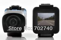 New Full HD 1920x1080P Waterproof Car Camera Car Motorcycle Bike Outdoor Sports Helmet Action Camera Free Shipping