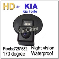 CCD170 degree car parking for Kia Forte Waterproof Night version Size:60.8*57*51.7mm Pixels;728*582