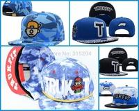 men snapback hats,trukfit snapback hats,baseball,fashion cap,hip hop hat,wholesale 20pcs/lot,Free shipping!