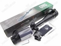 LEAPERS UTG 6-24X50 FULL SIZE AO RIFLE SCOPE+Free shipping(SKU12020033)
