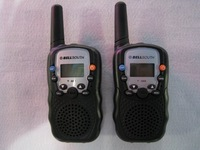 Retail Auto Multi-Channels 2-Way Radios Walkie Talkie T388 Free Shipping