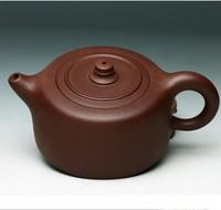 A-Class YIXING purple clay pure handmake teapot,tea tools190ML. free shipping,