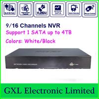 16 CH Megapixel HD Digital NVR, Linux H. 264, High Resolution, Standalone NVR, GXL-P116E-21