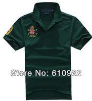 "Spring summer Leisure Men's tshirt Cotton Short Sleeve Tshirt mens Sport design Mixed Order ""3"""