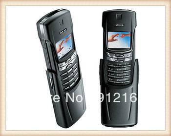 100% Brand Original  8910i Unlocked mobile phone 1 year warranty