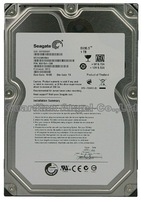 "Free Shipping 100% Original Seagate SV35.5 Series 1TB 3.5"" 7200rpm 32MB DVR-Specific Surveillance Hard Drive Disk"