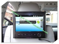 NEW ARRIVAL Car&amp;Home Use 9&quot; headrest android car pc  CPU 1Ghz with WIFI  3G E-book Game HDMI output RMVB/RM/AVI HD 1080p