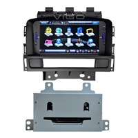 Stereo DVD Player for Opel Astra J 2011 with GPS Navigation radio 3 Zone function Steering wheel control Bluetooth