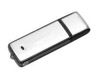 New Updated 2in1 4GB Digital mini Voice Recorder II + USB Flash Memory Stick Drive 8hours standby free ship(China (Mainland))