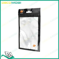Black Phone Case Plastic Retail Package, Bag For Cell Phone Case 5000pcs/lot DHL Free Shiping