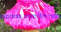 Newest Arrival Baby girl's Pettiskirt/solid color Petti skirt/Chiffon Skirt,10pcs/lot