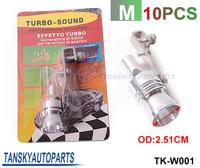 Tansky - Turbo Whistler/Turbo Sound M Size (color box) 10PCS/LOT TK-W001