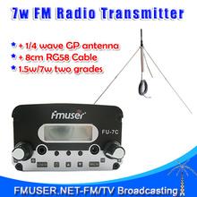 broadcast transmitter promotion