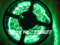 Free HK Parcel shipping 12Vled flexible strip lights 3528SMD 60leds/M 300leds/Reel  Non-waterproof  5meter/coil