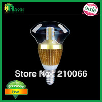 led bulbs 7W Samsung Chip 10pcs/lot Free Shipping 320LM mushroom dimmable E12 E14 E17 E26 E27 B15 B22  CE ROHS free shipping