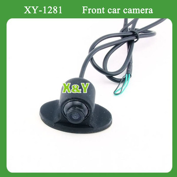 Front camera High quality rotated car camera for front/side down/side front view (with normal image,not mirror image)