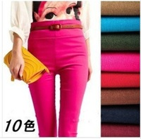 Free Shipping Fashion Sexy Women&#39;s leggings,High Waist Tight Leggings pants  Wholesale free size
