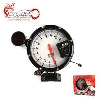 "KYLIN STORE - Wholesale  5"" Tachometer Series Shift Light Skyline 7 Colour  RPM Tacho Gauge"