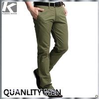 Hot selling KUEGOU 2012 men's long pants regular pants and leisure casual men's pants ,FREE SHIPPING and TOP QUALITY