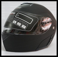 Free shipping Cheap Helmets for motorcycles double visor Flip up motorcycle helmet TKD-111A