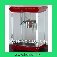Free Shipping 4oz 110V Tabletop Stainless Steel Electric Pop corn Machine