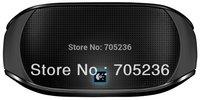 Black Logitech Mini Boombox Wireless Bluetooth Speaker Touch Panel Portable Speakerphone Built-in Microphone(984-000204)