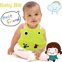 15pcs/lot waterproof silicone cartoon animal baby bibs free shipping 35 designs kids bib