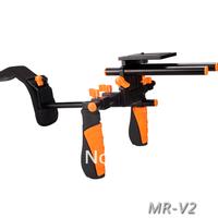 Hot-item Aputure V-rig DSLR Rig Video Shooting Bracket for Canon Nikon Sony Olympus & Pentax, Free Shipping