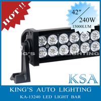 LED light bar 240W For Off road light