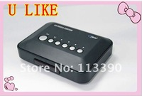 720p hdmi media player  HD Player Mini Multi-Media Player Support USB/SD MKV/RM/RMVB With Retailed Packing