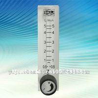 5LPM air flow meter oxygen flowmeter gas rotameter