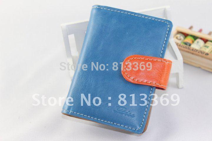 Wholesale Women Bifold Credit Debit ID Solts Business Card