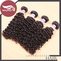 Spring curly Malaysian virgin hair 3pcs/lot human hair weaving 12-28 inch unprocessed virgin malaysian hair free UPS/DHL