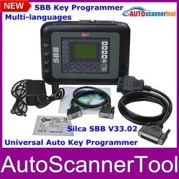 2014 Newest Version SBB Key Programmer Locksmith V33 Silca Sbb V33.02 TRANSPONDER KEY PROGRMMER Professional